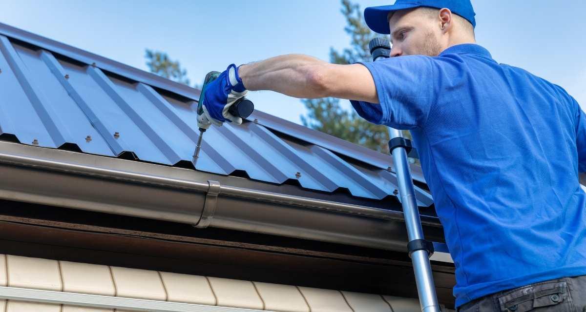 metal commercial roofing contractors